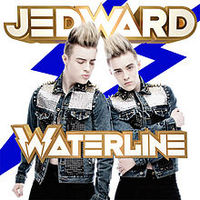 Обложка сингла «Waterline» (Jedward, 2012)