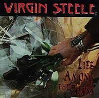 Обложка альбома Virgin Steele «Life Among the Ruins» (1993)