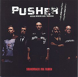 Обложка альбома VA «Pusher 2 (Original Motion Picture Soundtrack)» (2004)