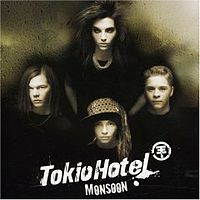 Обложка сингла «Monsoon» (Tokio Hotel, 2007)