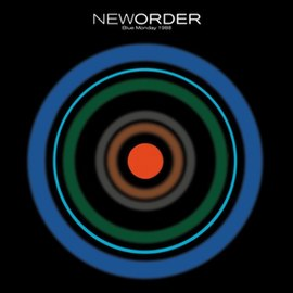 Обложка сингла New Order «Blue Monday 1988» (1988)