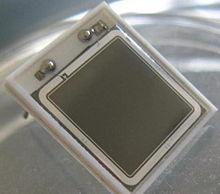 Электрическая схема с применением фотодиода.