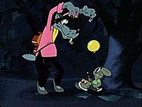 Кадр из мультфильма «Ну, погоди! (выпуск 2)»