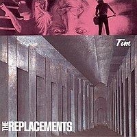 Обложка альбома The Replacements «Tim» (1985)