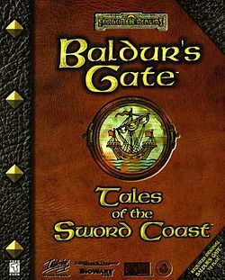 Обложка для Baldur's Gate: Tales of the Sword Coast