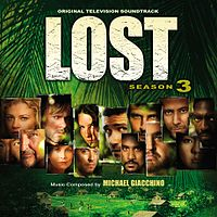 Обложка альбома  «Lost Season 3 (Original Television Soundtrack)» (2008)