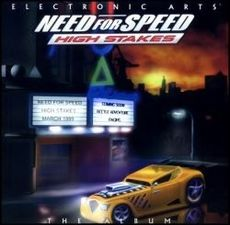 Обложка альбома  «Need for Speed: High Stakes The Album» (1999)
