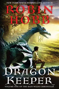 Робин хобб dragon keeper