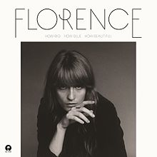Обложка альбома Florence and the Machine «How Big, How Blue, How Beautiful» (2015)