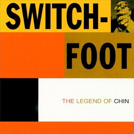 Обложка альбома Switchfoot «The Legend of Chin» (1997)
