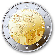 €2 Commemorative coin France 2011.jpg