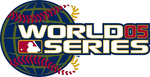 2005 World Series Logo