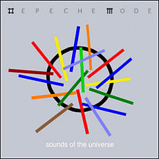 Обложка альбома Depeche Mode «Sounds of the Universe» (2009)