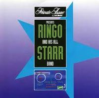 Обложка альбома Ringo Starr & His All-Starr Band «4-Starr Collection» (1995)