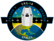 SpaceX CRS-18 patch.png