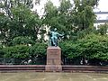 Tchaikovsky statue Moscow Conservatory.JPG