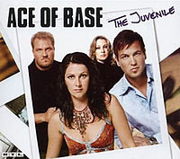 Обложка сингла «The Juvenile» (Ace of Base, 2002)
