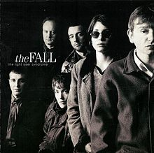 Обложка альбома The Fall «The Light User Syndrome» (1996)