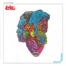 Обложка альбома Love «Forever Changes» (1967)