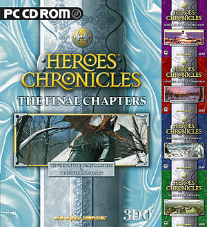 Логотип Heroes Chronicles