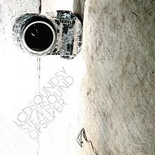Обложка альбома LCD Soundsystem «Sound of Silver» (2007)