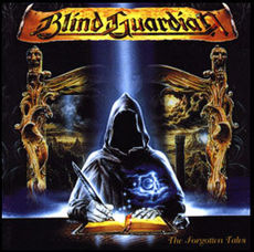 Обложка альбома Blind Guardian «The Forgotten Tales» (1996)