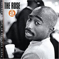 Обложка альбома 2Pac «The Rose, Vol. 2» (2005)