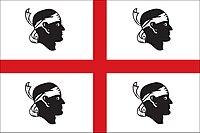 Bandera de sos battor moros