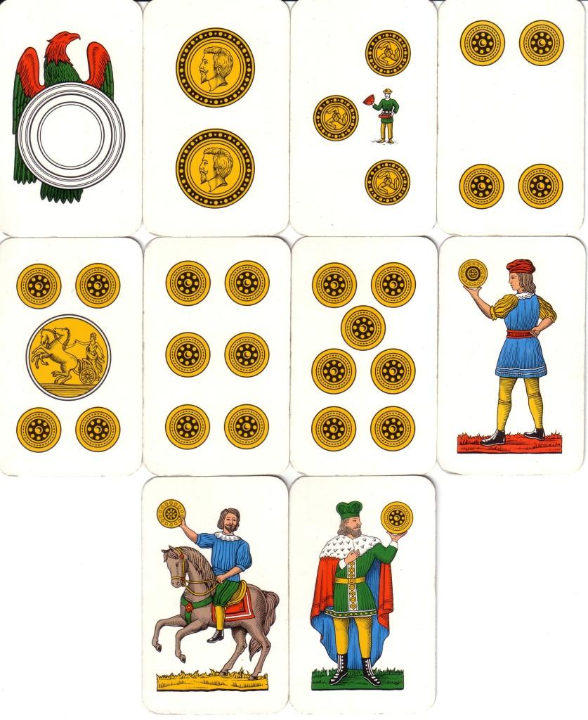 Carte siciliane giochi