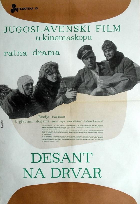 Partizanski film Desant_na_Drvar_-_film