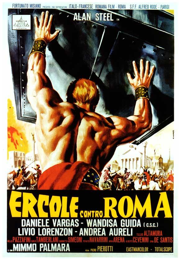Ercole contro Roma - Wikiwand