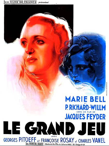 le grand jeu film 1934 wikipedia. Black Bedroom Furniture Sets. Home Design Ideas