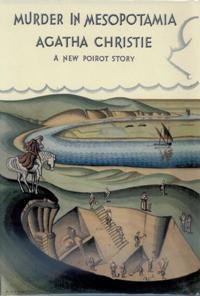 Murder in Mesopotamia First Edition Cover 1936.jpg
