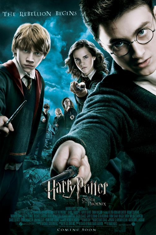 harry potter and the order of the phoenix 2007 wikipedia