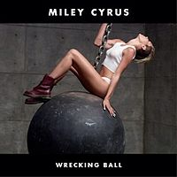 """Wrecking Ball"" cover"