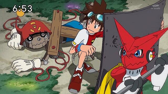 Anime dječak iz igre