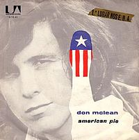 """American Pie"" cover"
