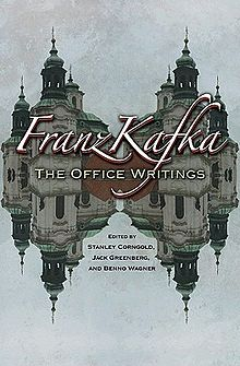 Franz Kafka-The Office Writings.jpg