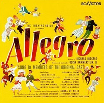 Allegro Original Cast CD Cover.png