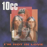 """I'm Not in Love"" cover"