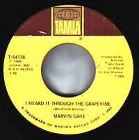 """I Heard It Through the Grapevine"" cover"