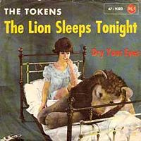 """The Lion Sleeps Tonight"" cover"
