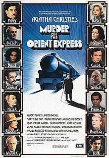 Ubistvo U Orijent Ekspersu (1974)