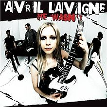 Avril Lavigne - He Wasn't.jpg