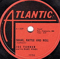 """Shake, Rattle and Roll"" cover"