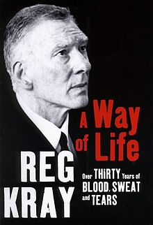 A Way of Life by Reg Kray (book).jpg