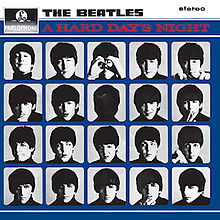 Omot albuma A Hard Day's Night