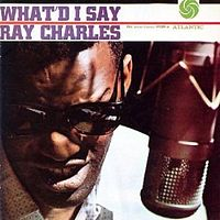 """What'd I Say"" cover"
