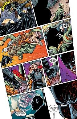 je li Batman spojio mačku