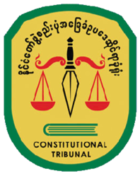 Constitutional Tribunal of Myanmar logo.png